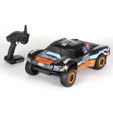 100 Losi Trucks 110 TENSCTE Troy Lee Designs 4WD SCT RTR With AVC Technology