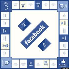 Facebook Theboard Game The Games Board Features Hilarious Instructions