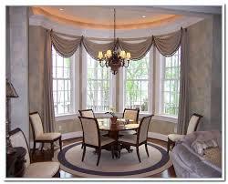 Bay Window Valance Ideas Room Valances Large Living