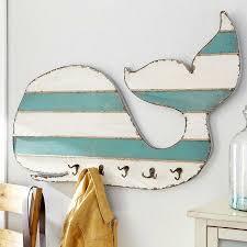 Ocean Themed Bathroom Wall Decor by Best 25 Whale Decor Ideas On Pinterest Kids Room Furniture