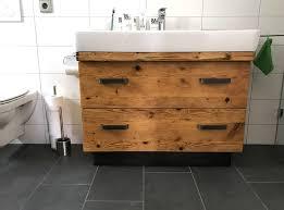 waschtisch 3 massivholzmöbel aus altholz woodesign