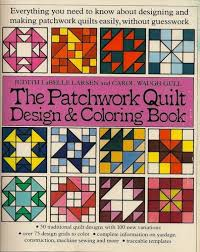 The Patchwork Quilt Design And Coloring Book Judith LaBelle Larsen Carol Waugh Gull 9780884210283 Amazon Books