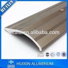 waterproof aluminium tile edging ceramic tile stair nosing