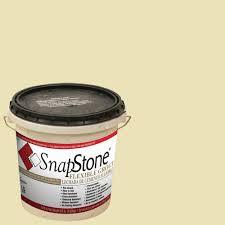Snapstone Tile Home Depot by Snapstone Bone 9 Lb Pail Urethane Flexible Grout 11 217 02 01