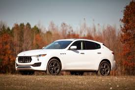 100 Maserati Truck 2017 Levante Review A Luxury SUV Thats A Bargain WSJ