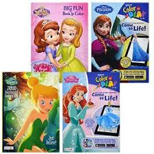 Let DisneyR Princesses Save The Day These Huge Coloring And Activity Books Is Packed With Pictures Drawing Games Mazes Matching