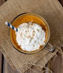Pumpkin Spice Frappuccino Recipe Starbucks by Pumpkin Spice Frappuccino Love U0026 Zest