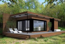 """Modern Cottage - """"Google"""" Paieška   Modern & Contemporary House ... I Love The Idea Of A Motherinlaw Suite So That My Grandma Could Decoration Kanga Room Systems Modern Modular Cabins Tiny Cottage Prefab Sunset Homes Set On Stilts Cool New Youtube Hummingbird Custom Home Studio Summerstyle 11 Best Backyard Office Images Pinterest Office For Your Inspiration Timbercab Prefab Timber Framed Cabin Fcab Small House Bliss"""