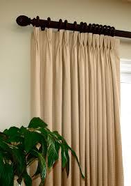 Decorative Traverse Curtain Rod With Cord by Interior Decorator Hartford Custom Window Treatments In Kingston