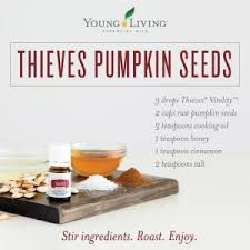 Roasting Pumpkin Seeds In The Oven Cinnamon by Thieves Pumpkin Seeds Thrive Essentials For The Good Life