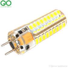 gy6 35 led bulb 12v ac dc 4w 9w silicone boat l 48 smd 2835