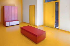 Poured Rubber Flooring Residential by Rubber Flooring For Basements