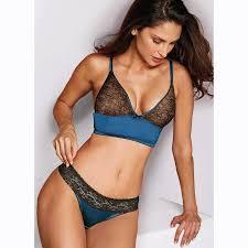 femme de chambre sans culotte culotte brésilienne en satin et dentelle femme exclusivité 3suisses