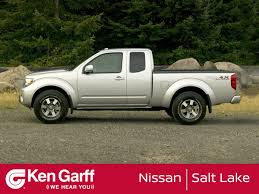 New 2019 Nissan Frontier SV Crew Cab Pickup In Salt Lake City ...