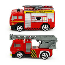 1:58 Mini Model Truck Diecast Fire Trucks Toy Children RC Toy Cars ...