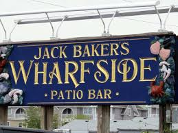 jack baker s wharfside patio bar point pleasant beach menu