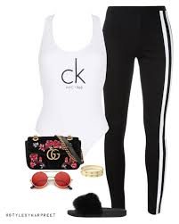 Chilled Out By Stylebyharpreet On Polyvore Featuring Y 3 Calvin Klein