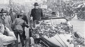 Churchills Iron Curtain Speech Analysis by Churchill Britain And European Unity The Churchill Project