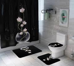 3 teppich vorhang v2 für badezimmer comprare su ricardo