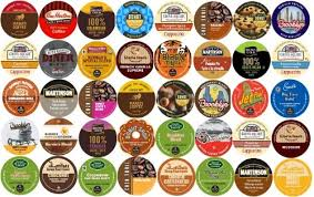 40 Count K Cup For Keurig Brewers All Coffee REGULAR FLAVORED
