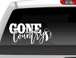 Gone Country Die Cut Vinyl Decal Sticker For Cars Trucks Deer Heart Decal Sticker Car Truck Country Hunt Buck Girl Bow Love Sticker Made You Look Jdm Girl Funny Car Truck Window Hotmeini 2x Sexy Women Silhouette Stickers Mud Flap Vinyl At Superb Graphics We Specialize In Custom Decalsgraphics And Amazoncom Lift It Fat Girls Cant Jump Jeep Off Road Window Thick Chick Trucker Mudflap Sexy Doe Ebay Yall Just Got Passed By A Southern Girls Texas Sign Company Destroys Tailgate Decal Of Bound Woman Flag City Slip Country Grip Peeing On City Boys Cartruck Wall