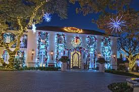 100 Decoration Of Homes Christmas Decor A Peek Inside San Antonios Most Lavishly