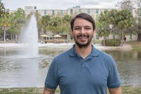 Health News Florida Reporter Abe Aboraya Works For WMFE In Orlando He Started Writing Newspapers High School After Graduating From The University