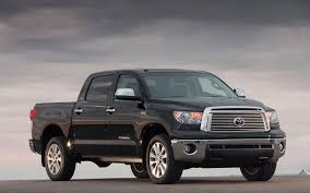 2011 Toyota Tundra Double Cab - Editor's Notebook - Automobile ... 50 Best 2011 Toyota Tundra For Sale Savings From 2579 2015 Used Tundra Double Cab Sr5 Trd Off Road At Hg 2018 Vehicles On Display Chicago Auto Show Reviews Price Photos And Specs Vehicle Details 2012 4wd Truck Richmond Gates Honda 2013 Sale Pricing Features Edmunds Recalls 62017 Due To Bumper Defect Equipment 2016 Akron Oh 20440723 Platinum Crewmax 57l V8 Ffv 6speed New Double Cab 4x4 In Wichita Ks Grade Greeley Co Fort Collins