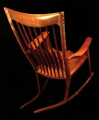 Sam Maloof Rocking Chair Plans by Maloof Rockers Furniture Design Plans