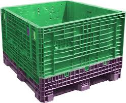 Used Bulk Bins Containers Boxes
