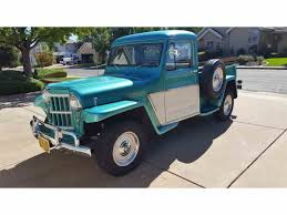 1962 Willys Pickup For Sale | ClassicCars.com | CC-776387 1944 Willys Mb Jeep For Sale Militaryjeepcom 1949 Jeeps Sale Pinterest Willys And 1970 Willys Jeep M3841 Hemmings Motor News 2662878 Find Of The Day 1950 473 4wd Picku Daily For In India Jpeg Httprimagescolaycasa Ww2 Original 1945 Pickup Truck 4x4 1962 Classiccarscom Cc776387 Bat Auctions
