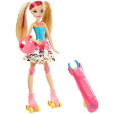 Barbie Rollers Lumineux MATDTW17 Products Barbie Toys Mattel