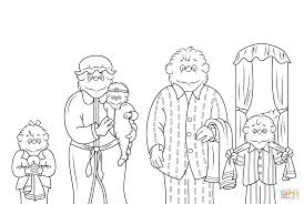 Berenstain Bears Christmas Tree Book by Berenstain Bears Coloring Page Free Printable Coloring Pages