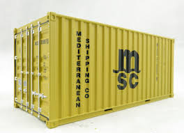 100 Cheap Sea Containers Details About Tekno 74055 20ft Container MSC Mediterranean Shipping Company Scale 150