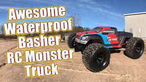 Cheap, Waterproof & Fast Beginner (or Basher) RC Truck! - ARRMA ... Rc Mud Trucks For Sale The Outlaw Big Wheel Offroad 44 18 Rtr Dropshipping For Dhk Hobby 8382 Maximus 24ghz Brushless Rc Day Custom Waterproof Rhyoutubecom Wd Concept Semitruck Project Hd Waterproof 4x4 Truck Suppliers And Keliwow Off Road Jeep 4wd 122 Scale 2540kmph High Speed Redcat Racing Volcano V2 Electric Monster Ebay Zd 9106s Car Red Best Short Course On The Market Buyers Guide 2018 Hbx 12891 24ghz 112 Buggy Sand Rail Cars Under 100 Roundup Cheap Great Vehicles