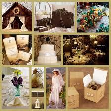 Western Wedding Ideas For Outside