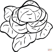 Click The Lettuce 9 Coloring Pages