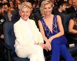 Ellen Degeneres Amy Halloween Horror Nights by Ellen Degeneres And Portia De Rossi Enjoy Fun Flirty Date Night
