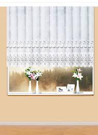 blumenfenster store mit automatikfaltenband