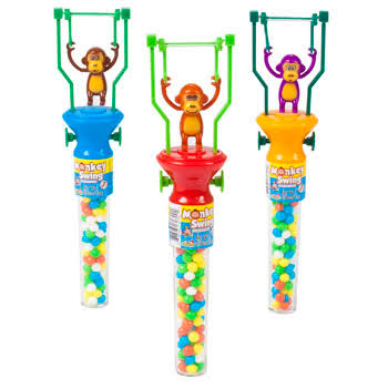 Kidsmania Candy Monkey Swing - 0.46oz
