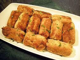 cuisiner des restes de poulet recette avec des restes de poulet recette chaussons a la