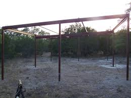 Custom All Steel Pole Barn, Pipe Creek, Texas - Carport Patio ... Pole Barn Finished With Metal Liner Kit Loudon Cstruction Pole Barns 20 X 30 With Steel Truss System 4 Critical Ciderations When Buying Garage Kit Metal Love It Includes The Siding Panels For Best House Design Home Design Barns Prices 40x60 Post Frame Input Wanted New Build The Journal Trusses And Kits Made In Usa Youtube Steel Barn Decor References Residential Buildings Armour Metals Roofing Tin Xkhninfo