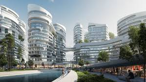 100 Gray Architects Zaha Hadid Gear Up To Create Smart City In Russia