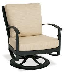 Bungalow Club Swivel Rocker Chair | Castellano Collection