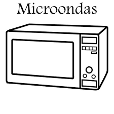 Microwave Oven Clipart