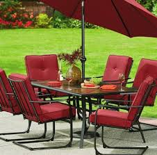 Kroger Patio Furniture Replacement Cushions by Shared From Flipp Mission Ridge 7 Piece Dining Set In The Kroger