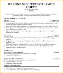 Food Service Supervisor Resume Samples Customer Sample Child Welfare Examples