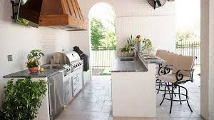 Garden Kitchen Ideas Outdoor Kitchen Ideas Inspiration Bbqguys