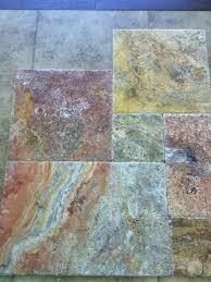 Scabos Travertine Floor Tile by Travertine Tile Wholesaler Long Island New York