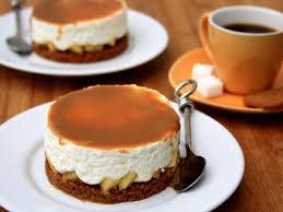 dessert aux pommes sans cuisson cheesecake sans cuisson aux spéculoos pommes et confiture de lait